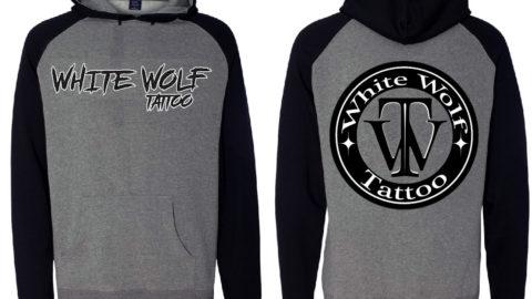 shop circle logo Gunmetalblack independant hoodie 82976